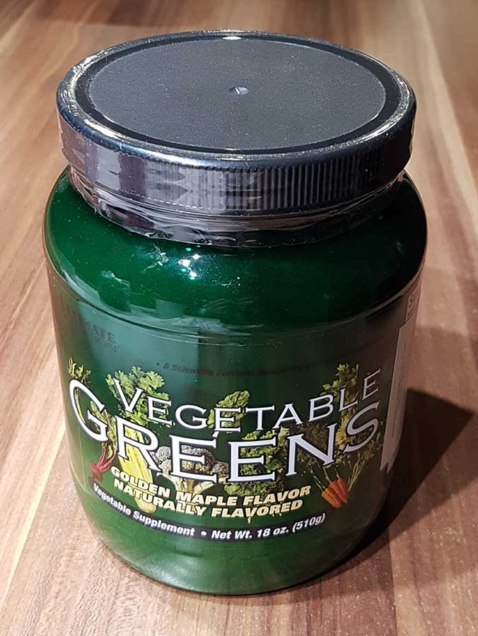 Vegetable Greens