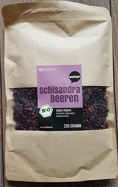 Wohltuer Schisandra Bereren